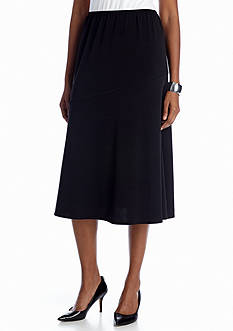 Kim Rogers® Asymmetrical Long Skirt