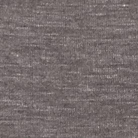 Blue Petite Tops: Grey Heather Kim Rogers Petite Three Quarter Sleeve 3fer with Scarf
