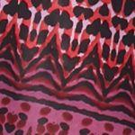 Petite Skirts, Petite Skirts for Women: Red Explosion Kim Rogers Petite Desert Maxi Skirt
