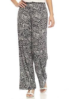 Kim Rogers Petite Size Knit Soft Pant