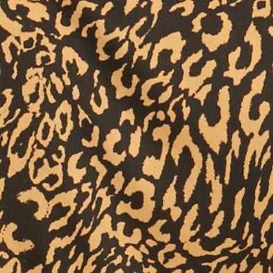 Petite Blouses: Tan Kim Rogers Petite Size 3/4 Sleeve Pearl Trim 2Fer