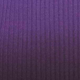 Purple Plus Size Sweaters: Purple Kim Rogers Plus Size V-Neck Rip Dipdye Sweater