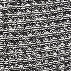 Plus Size Sweaters: Cowl & Turtleneck: Black Eight Eight Eight Plus Size New Herringbone Cowl Neck Sweatshirt