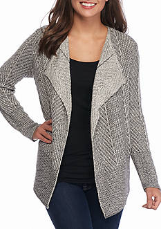 Eight Eight Eight Texture Stitch Cardigan