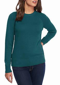 Jeanne Pierre Perfect Crewneck Sweater