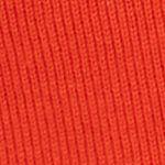 Statements: Jeanne Pierre: Tangelo Jeanne Pierre Perfect Mock Sweater