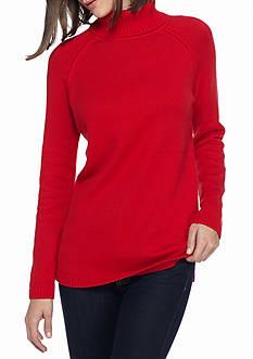Jeanne Pierre Perfect Turtleneck Sweater