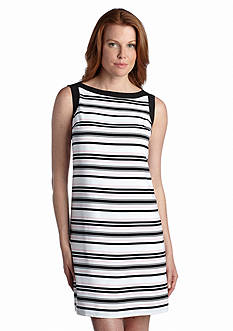 Jones New York Collection Sleeveless Shift Dress