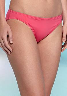 Vince Camuto Ruffles Classic Bikini Swim Bottoms