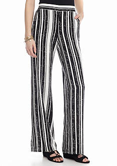 A. Byer Striped Soft Pants