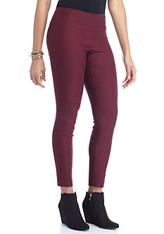 A. Byer Millennial Skinny Pull On Pant