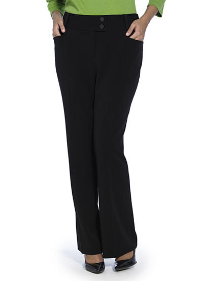 Plus Size Curvy Fit Pant