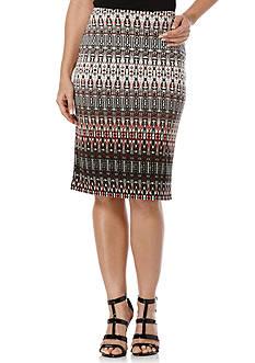 Rafaella Petie Size Double Layer Tube Skirt