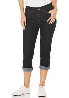 Rafaella Petite Size Cropped Jeans