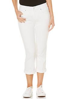 Rafaella Petite Size Cropped Pants