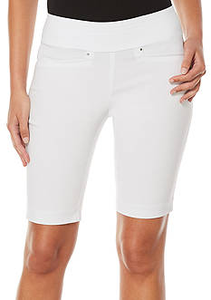 Rafaella Petite Supreme Stretch Bermuda Short