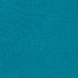 Petites: Rafaella Tops: Blue Rafaella Petite Size Zipper Neck Top