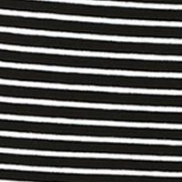 Petites: Basics Sale: Black Rafaella Petite Mini Stripe Tee