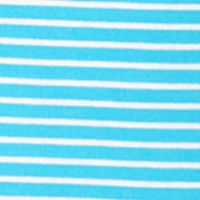 Petites: Basics Sale: Aquarium Rafaella Petite Mini Stripe Tee