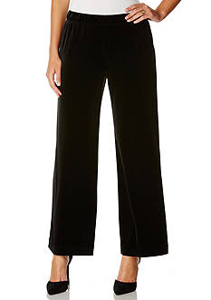 Rafaella Velvet Pants