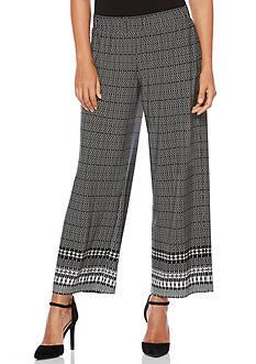 Rafaella Aztec Print Pants