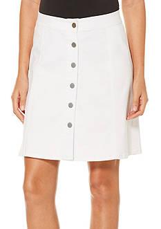 Rafaella Denim Skirt
