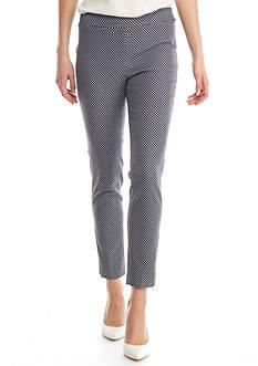 Rafaella Jacquard Pants