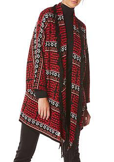 Rafaella Kimono Sleeve Cardigan