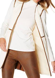 Rafaella Faux Fur Vest
