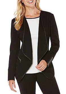 Rafaella Open Jacket