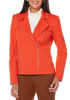 Rafaella Tech Double Knit Jacket
