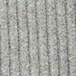 Rafaella Women Sale: Silver Heather Rafaella Split Neck Rib Top