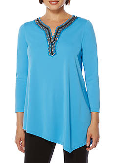 Rafaella High Twist Tunic