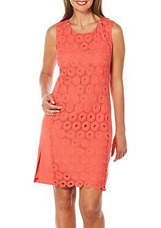Rafaella Circle Lace Dress