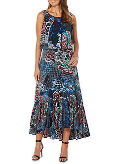 Rafaella Floral Ity Dress