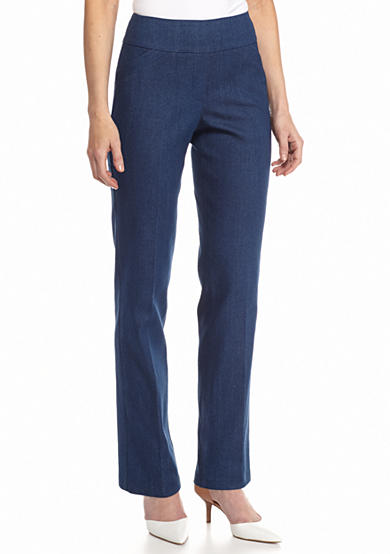 Kim Rogers® Super Stretch Tummy Control Pull on Pant