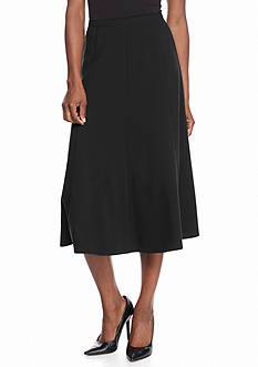 Kim Rogers Long Gore Skirt