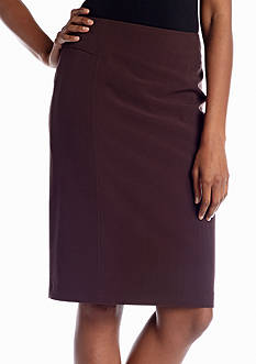 Kim Rogers Slim Straight Skirt