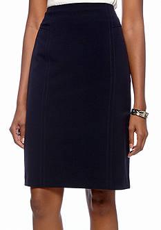 Kim Rogers Slim Straight Skirt