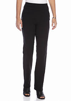 Kim Rogers Super Stretch Tummy Control Pull On Pants