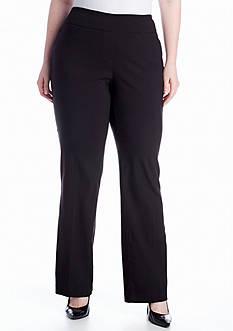 Kim Rogers Plus Size Super Stretch Pant (Short & Average Inseams)
