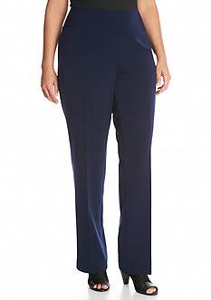 Kim Rogers Plus Size Smooth Tech Average Pants
