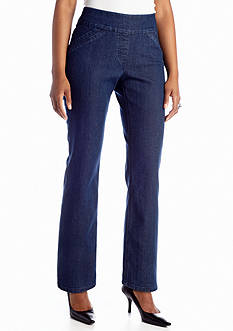 Kim Rogers Petite Tech Denim (Short & Average Inseams)