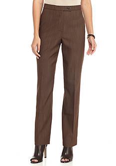 Kim Rogers Chelsea Extend Comfort Waist Stripe Pant
