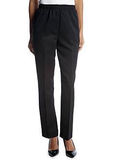 Kim Rogers Petite Microfiber Pant - Petite Short