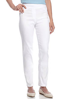 Kim Rogers® Super Stretch Tummy Control Pants Tall