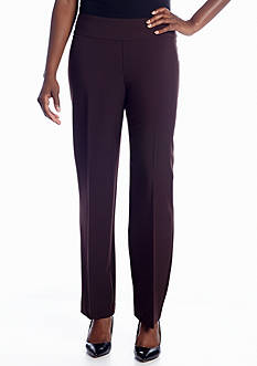Kim Rogers Petite Pull-On Pants (Short & Average Inseams)