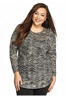 New Directions® Plus Size Three-Quarter