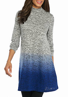 New Directions Dip Dye Tunic