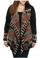 New Directions® Plus Size Rainbow Cascade